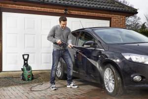 Bosch AQT 37-13+ Auto reinigen
